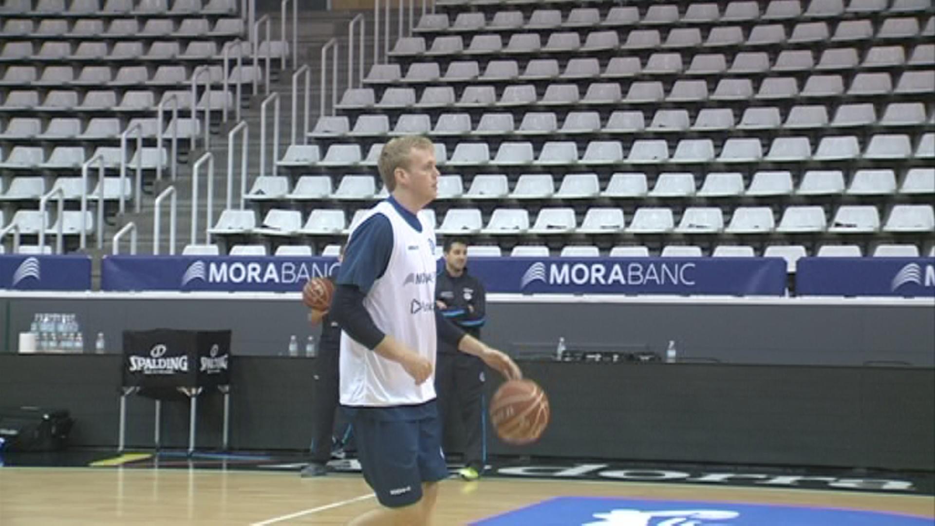 Daniel Clark fitxarà pel MoraBanc Andorra