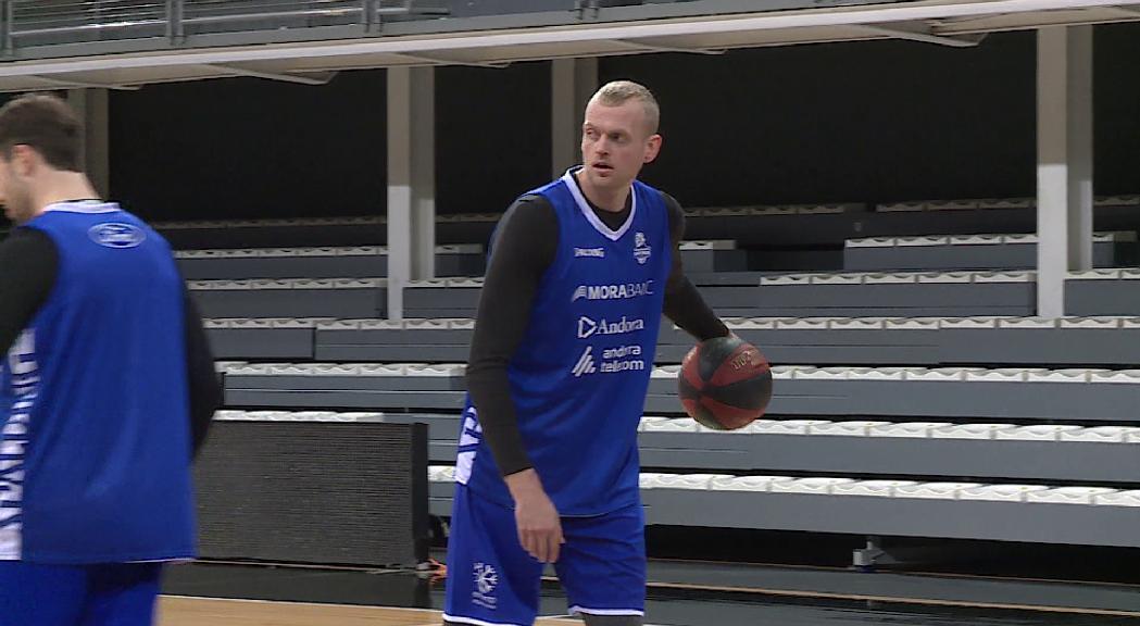 Daniel Clark i Martin Krampelj no continuaran al MoraBanc si no hi ha més lesions