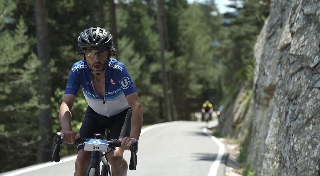 David Fernàndez i Stéphanie Gros repeteixen victòria a l'Andorra 21 Ports