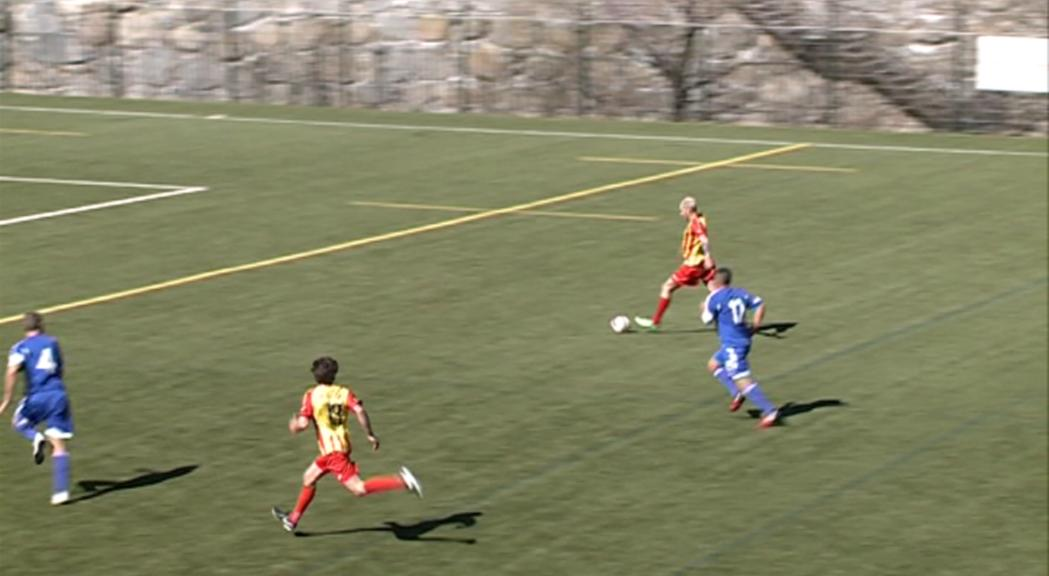 Debut i victòria a casa del FAF Legends contra el Cadaqués (5-1)