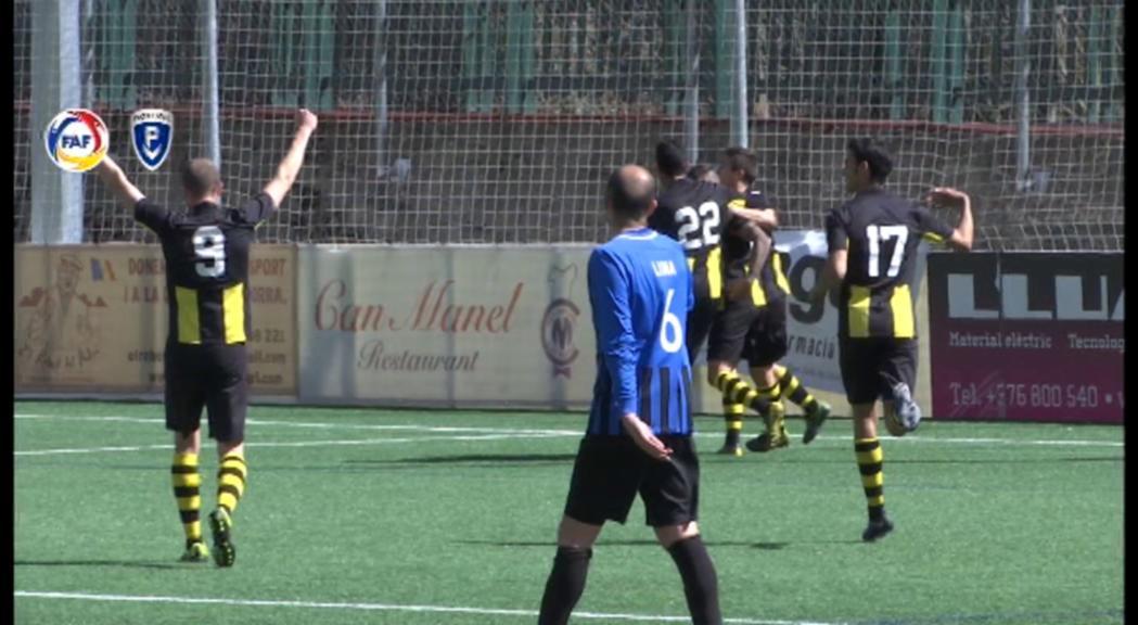 Definides les semifinals de la Copa Constitució de futbol
