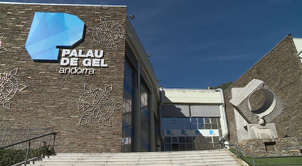 La delicada situació financera del comú pot retardar les reformes del Palau de Gel