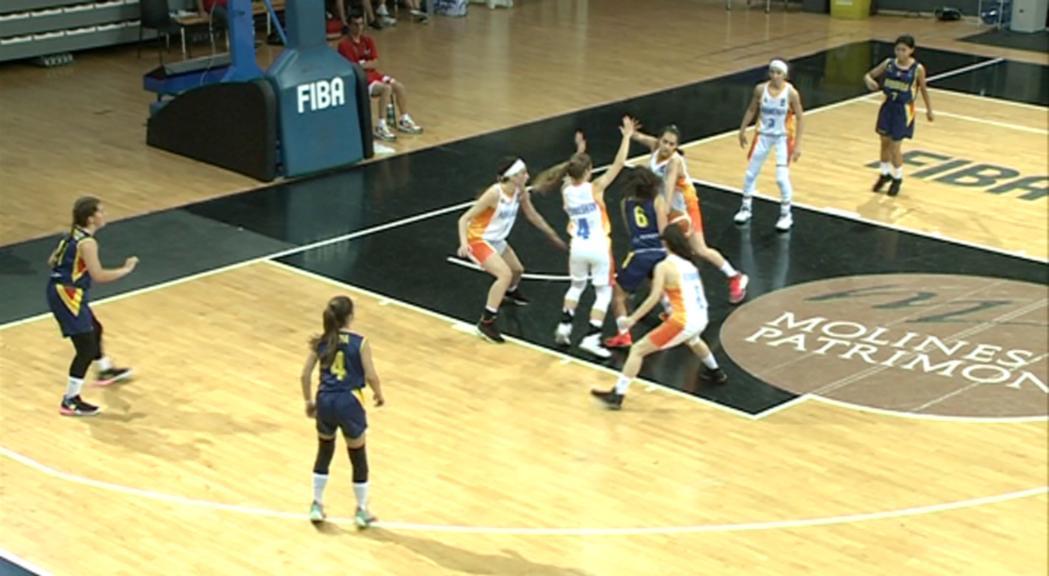 Derrotes dels equips andorrans a l'Europeu C de bàsquet