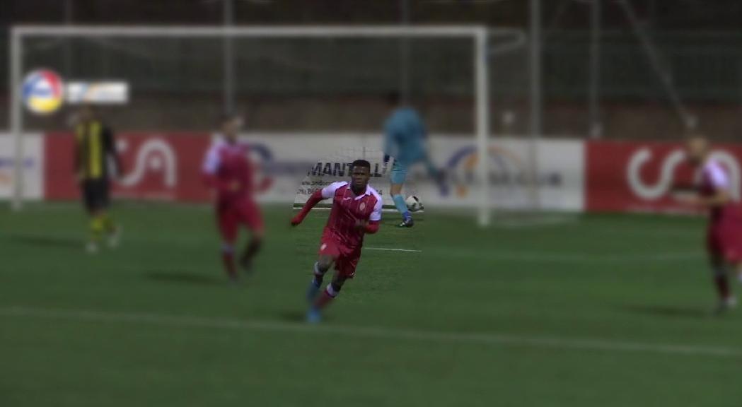 Detingut el jugador de l'UE Engordany Júnior Kobon per l'agressió al jugador de l'Atlètic d'Escaldes Richard Hurtado