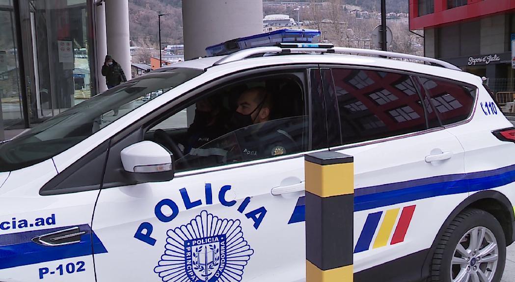 Els detinguts a l'operació Forex declaren a la Batllia