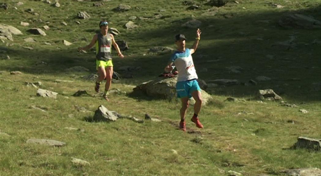 Deu corredors andorrans a la Copa de Món de curses de muntanya