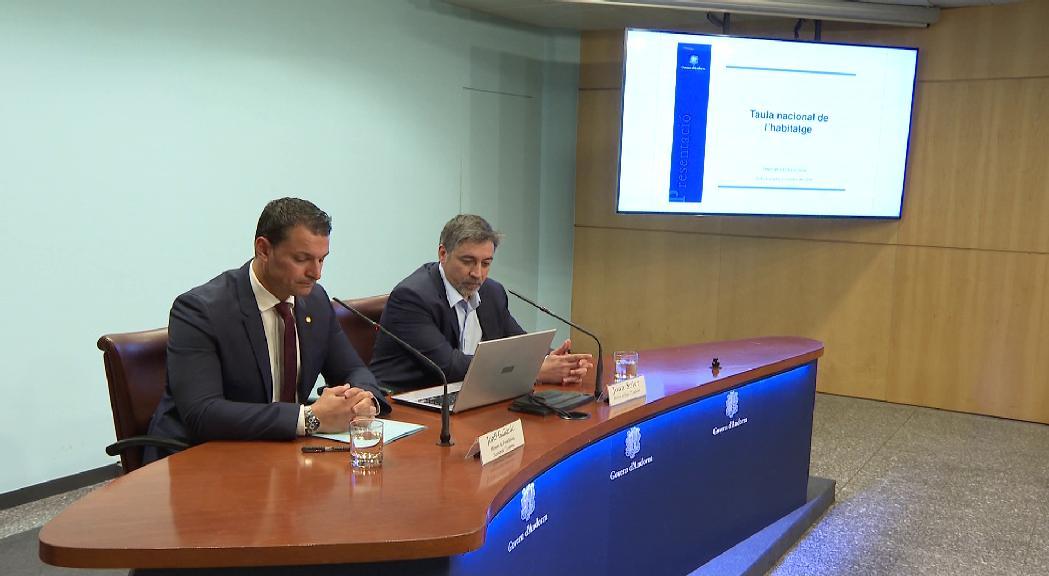 El Govern xifra en 12 euros el metre quadrat el preu dels lloguers segons dades dels portals immobiliaris