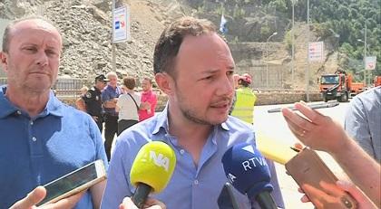 El Consell de Ministres aprovarà dilluns la declaració d'emergència a la zona de l'esllavissada