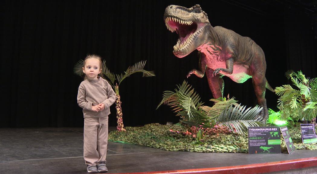 Els dinosaures s'apoderen d'Encamp
