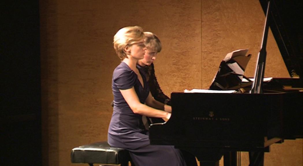 La música clàssica ha estat protagonista en el dobl