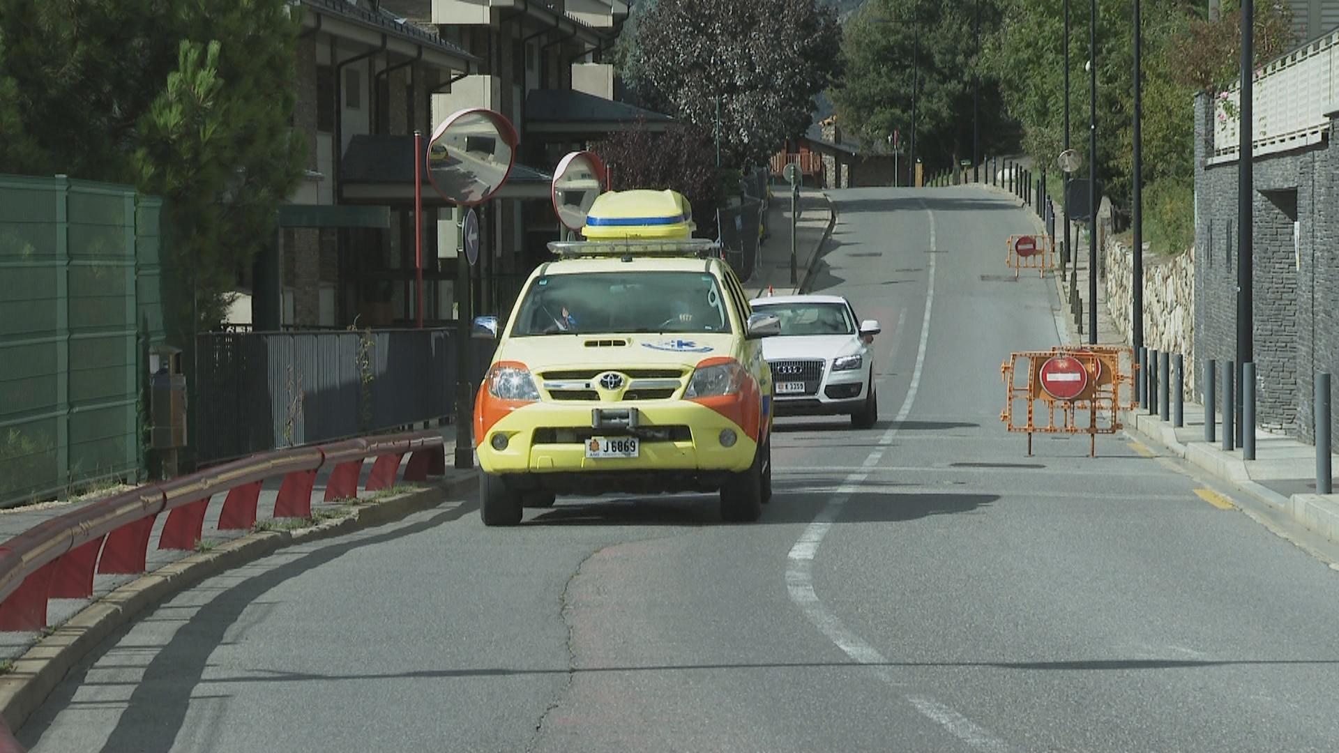 El doble sentit de circulació al carrer Sant Andreu es restablirà el dilluns 14 de setembre
