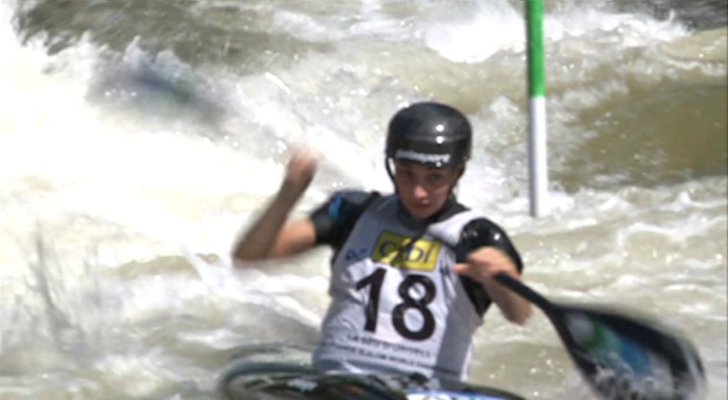 Doria és 20a en caiac a Alemanya i demà buscarà un lloc a la final en canoa