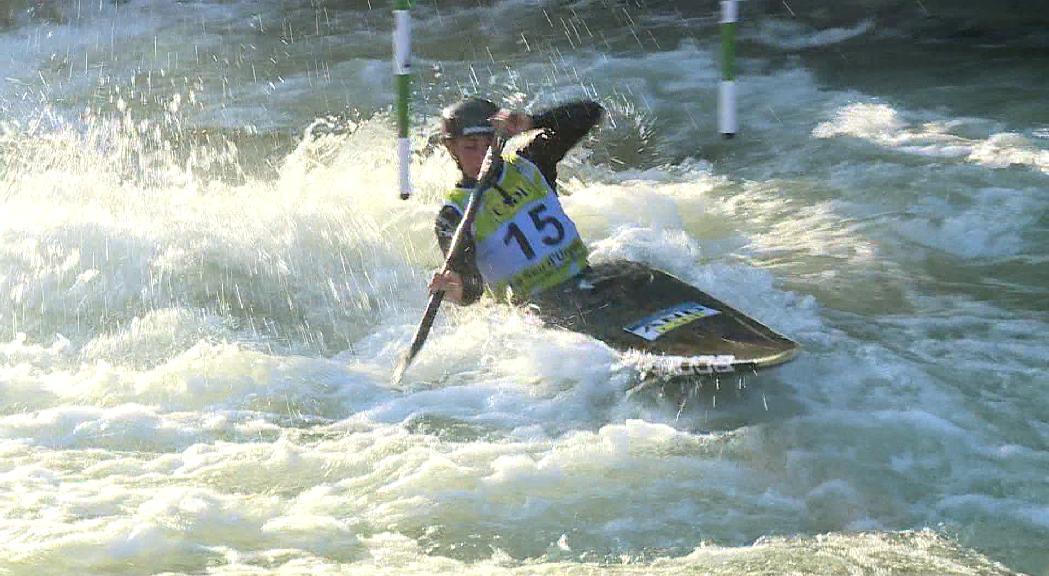 Doria acaba 8a al Mundial absolut de canoa