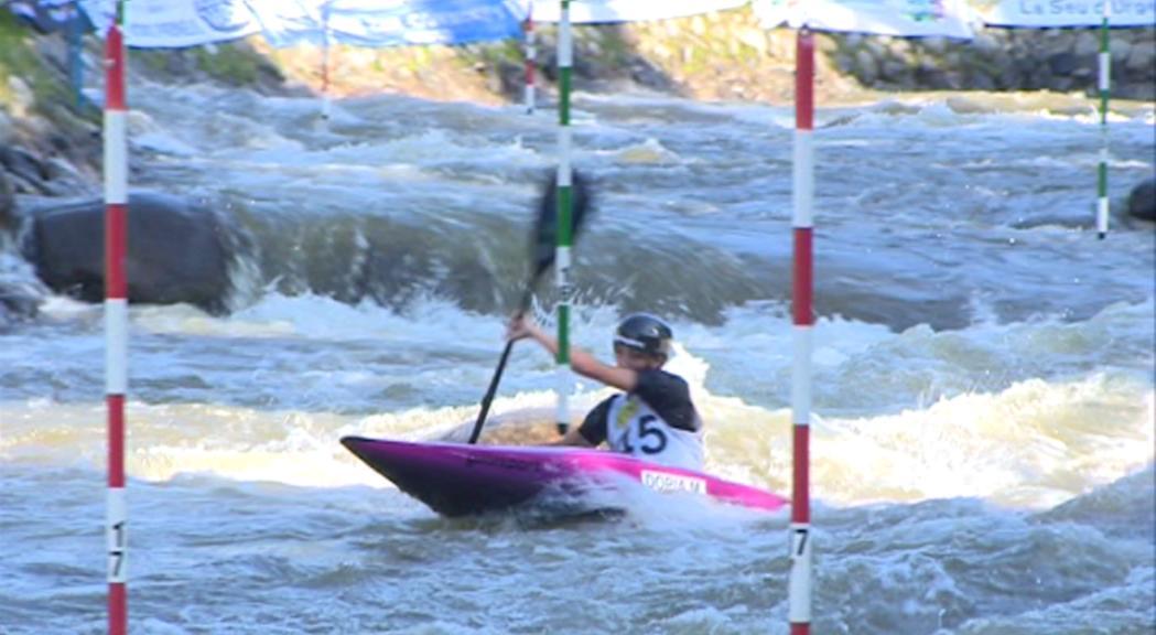 Doria es classifica per semifinals de canoa a la Copa del Món de Londres