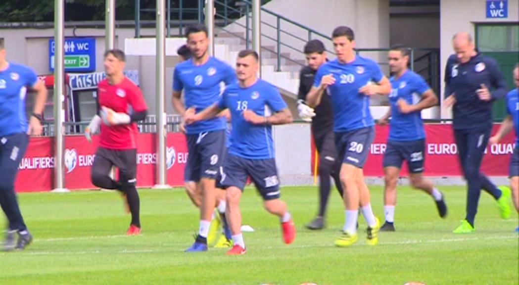 Duel entre Moldàvia i Andorra per evitar l'últim lloc del grup H