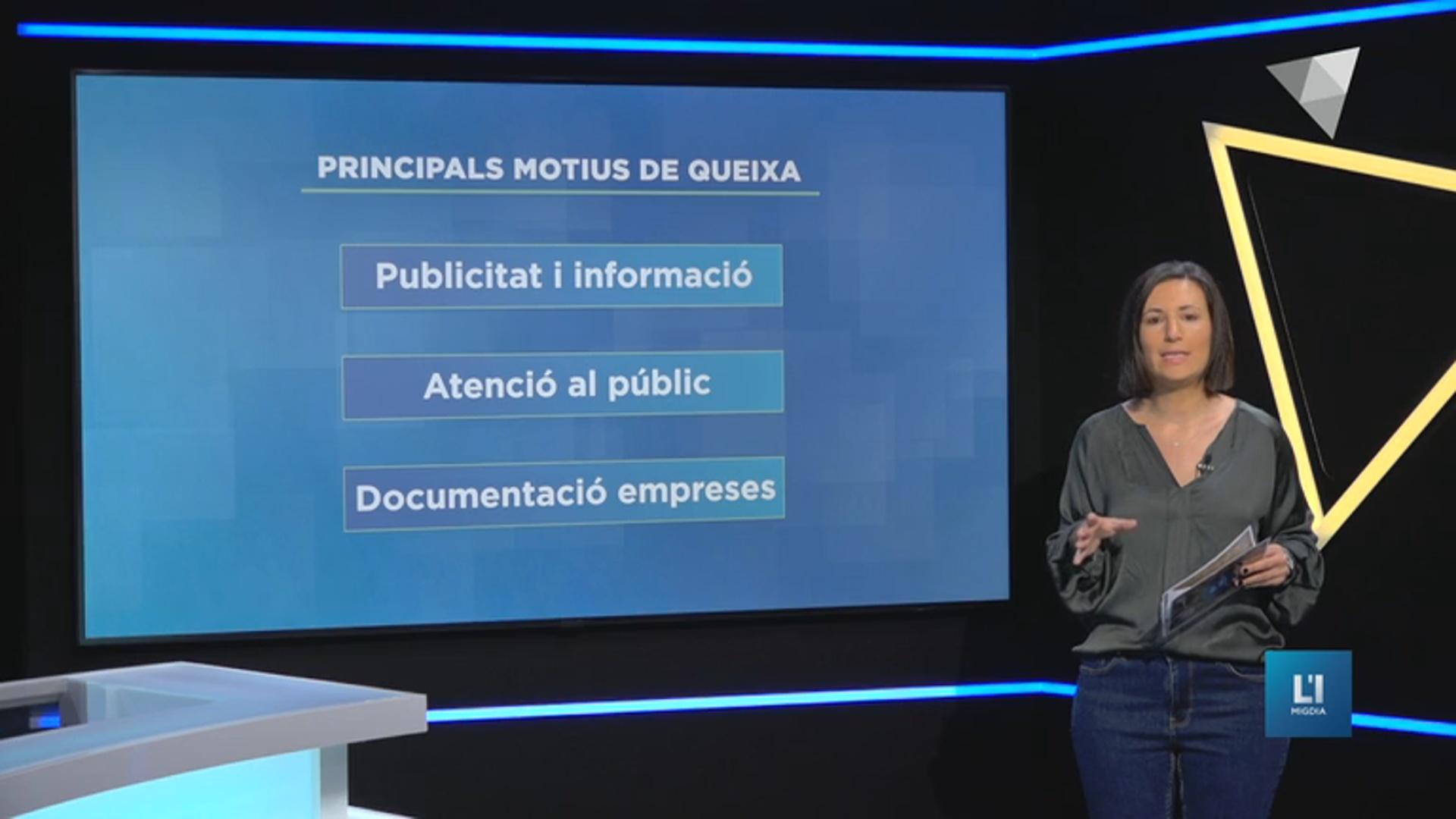Es dupliquen les queixes a Política Lingüística per un ús incorrecte del català