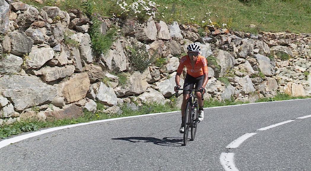 Egan Bernal abandona el Tour abans de l'etapa reina