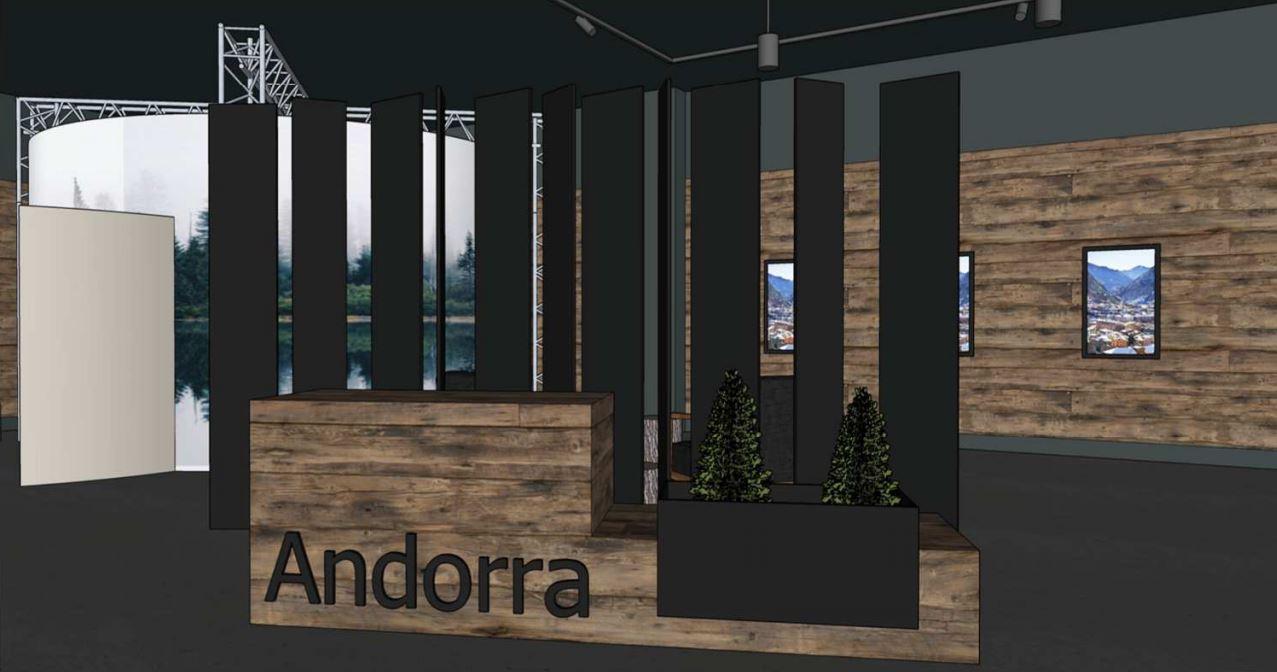 Emirats Àrabs pagarà gairebé totes les despeses perquè Andorra tingui pavelló propi a l'Expo de Dubai