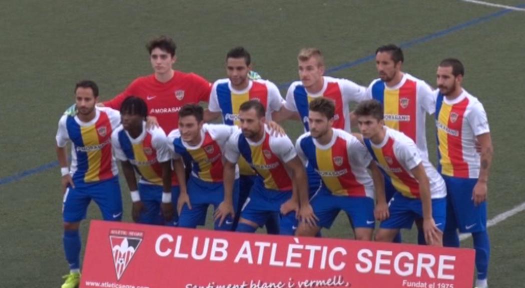 Empat a zero entre Andorra i Mollerussa en el segon partit de pretemporada
