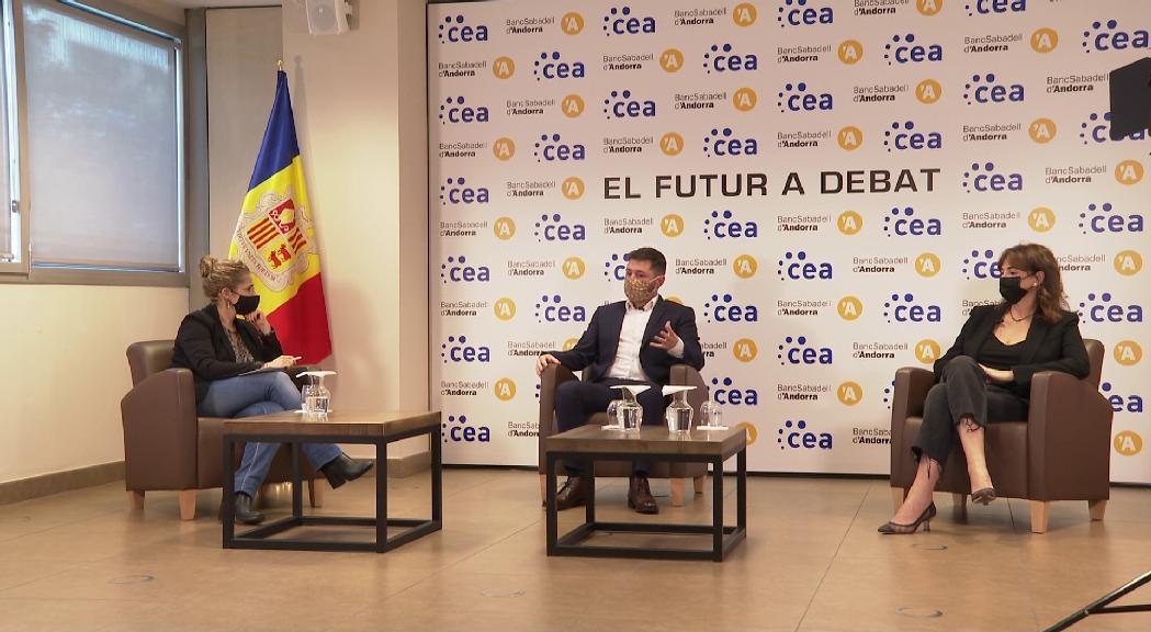 """Gallardo, sobre les possibles afectacions a les fronteres: """"Farem les gestions oportunes perquè els efectes siguin els mínims possibles"""""""