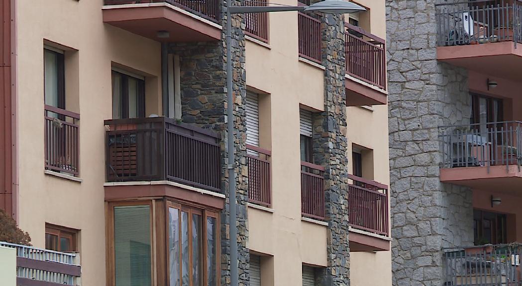 Encamp preveu més de 100 pisos nous de lloguer els pròxims anys