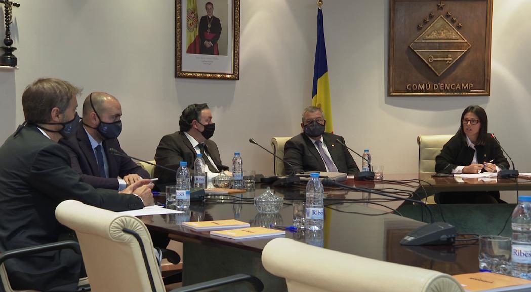 Encamp tanca el segon trimestre amb un dèficit de 800.000 euros per les mesures per la Covid-19