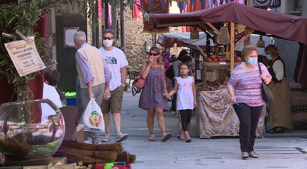 Encamp vol visibilitzar el comerç i atreure visitants amb els Mercats d'Estiu des d'aquest cap de setmana