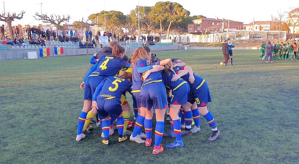 L'ENFAF empata al camp del Cerdanyola (0-0) i tanca la primera volta invicte