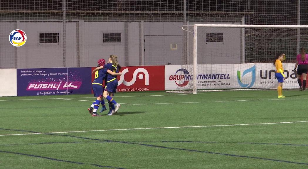 L'ENFAF perd per primer cop aquesta temporada contra el Fontsanta Fatjó (1-2)