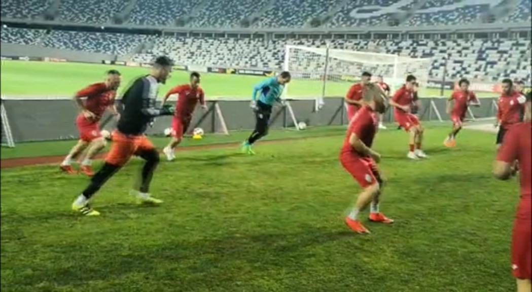 L'Engordany juga aquest dijous a Tbilisi amb baixes importants i l'objectiu de mantenir opcions per a la tornada