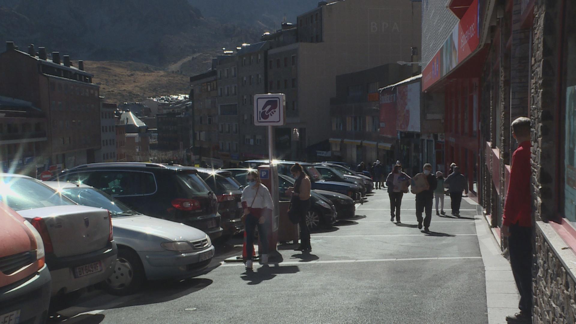 Enllestida la primera fase de remodelació del carrer Sant Jordi del Pas de la Casa