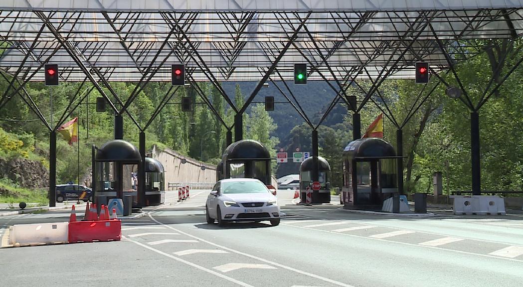 L'entrada de visitants des de França es podria permetre a partir de l'1 de juny