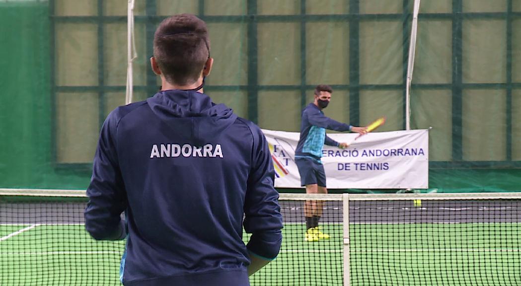 L'equip de Copa Davis afronta el retorn amb la màxima ambició
