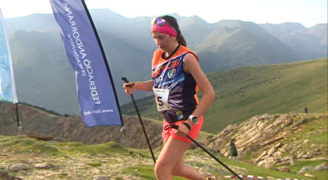 L'equip de curses de muntanya tanca la seva participació en el Mundial juvenil a Gran Sasso