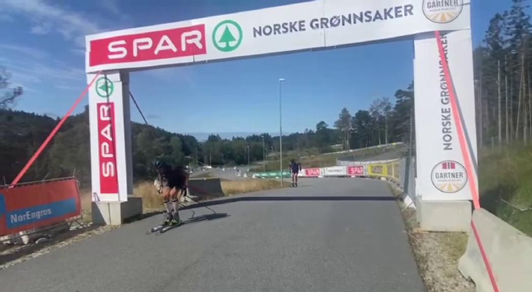 L'equip d'esquí de fons de la FAE prepara la temporada a Noruega