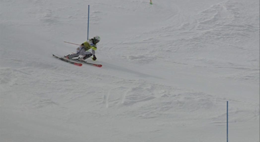 L'equip tècnic d'esquí alpí inicia lpretemporada a Cerro Castor