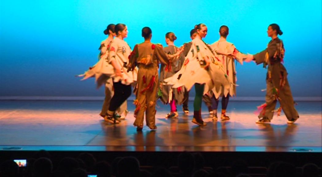L'Esbart Dansaire d'Andorra la Vella ha celebrat el Festi