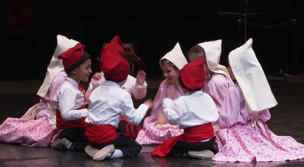 L'Esbart Laurèdia celebra la mostra 2020