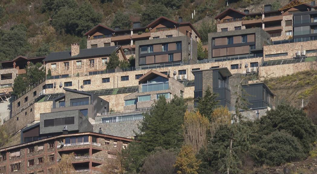 Escaldes-Engordany aprova reduir la volumetria dels edificis en espais residencials