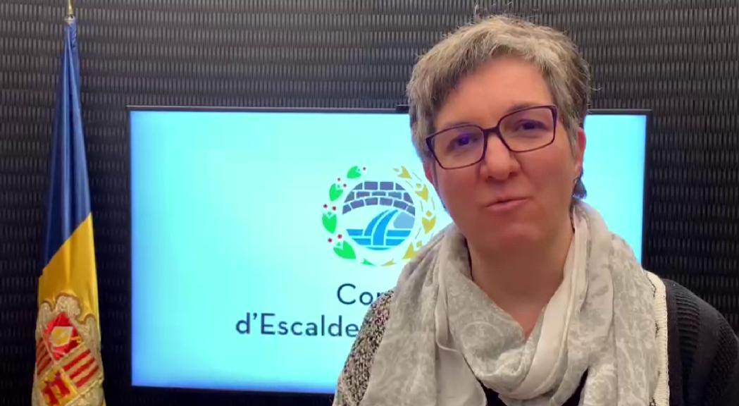 Escaldes-Engordany arrenca el projecte del bus a la demanda per promoure la mobilitat sostenible