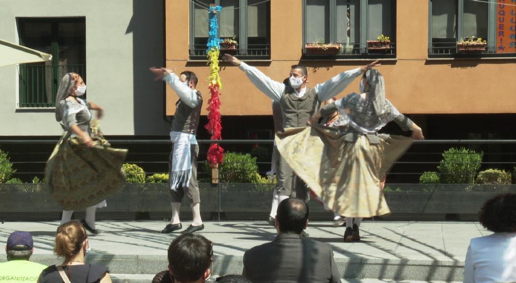 Escaldes-Engordany celebra el dia de la patrona Santa Anna amb tots els honors i protocols Covid-19