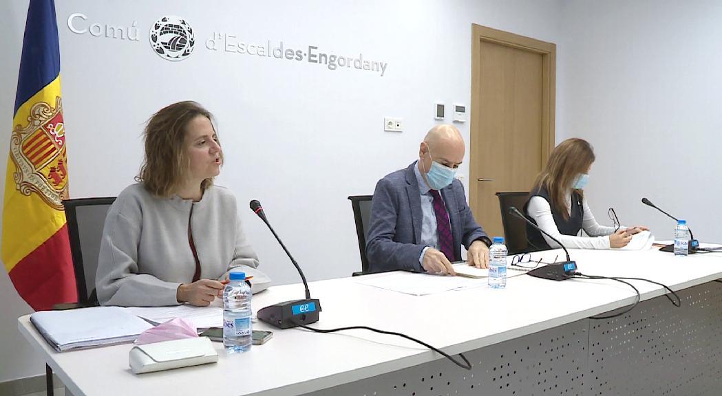 Escaldes-Engordany destinarà 600.000 euros a ajuts directes a les empreses i autònoms més afectats pel coronavirus