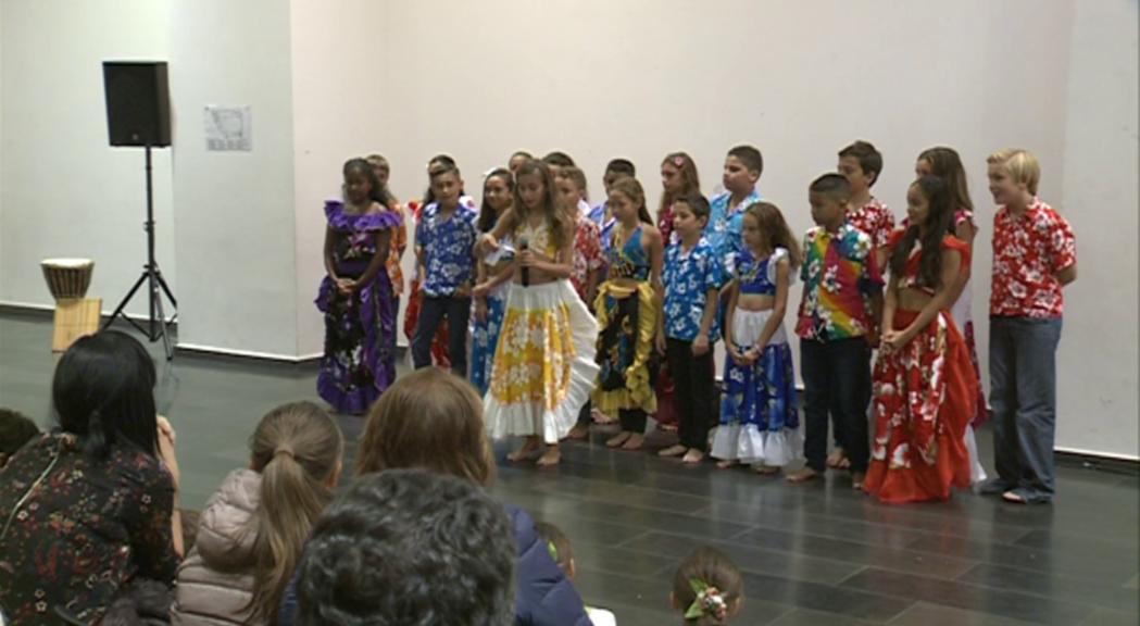 Escaldes-Engordany dona la benvinguda als nens de l'illa de la Reunió