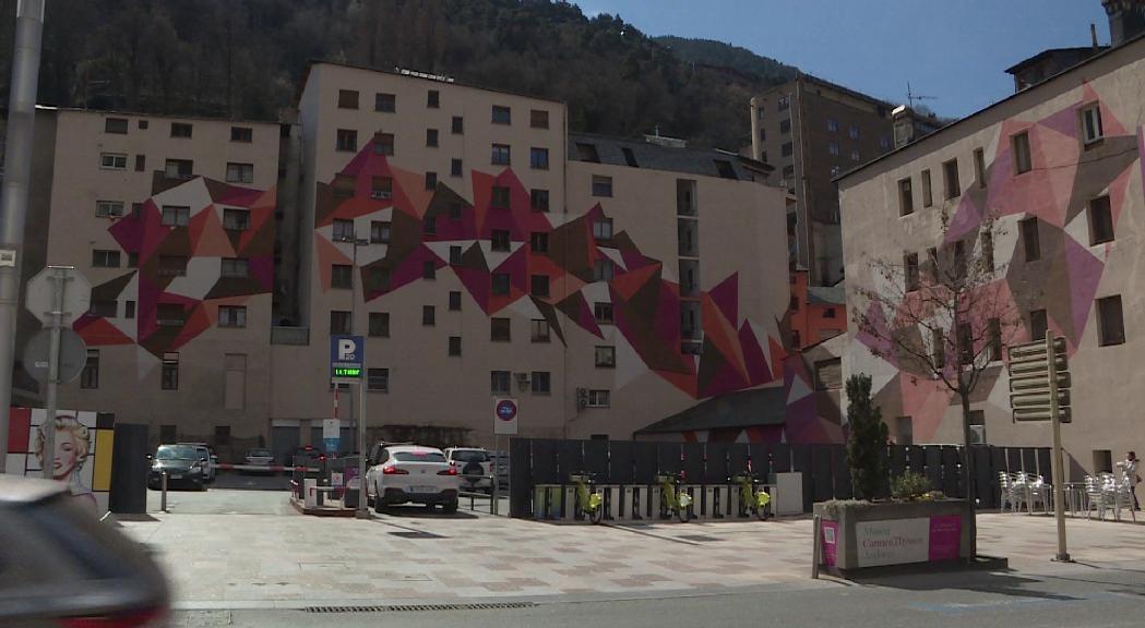 Escaldes-Engordany disposarà d'un nou aparcament de 90 places en