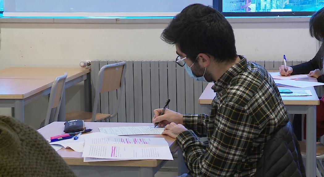 L'Escola Andorrana de Segona Ensenyança de Santa Coloma acull els exàmens oficials de llengua catalana
