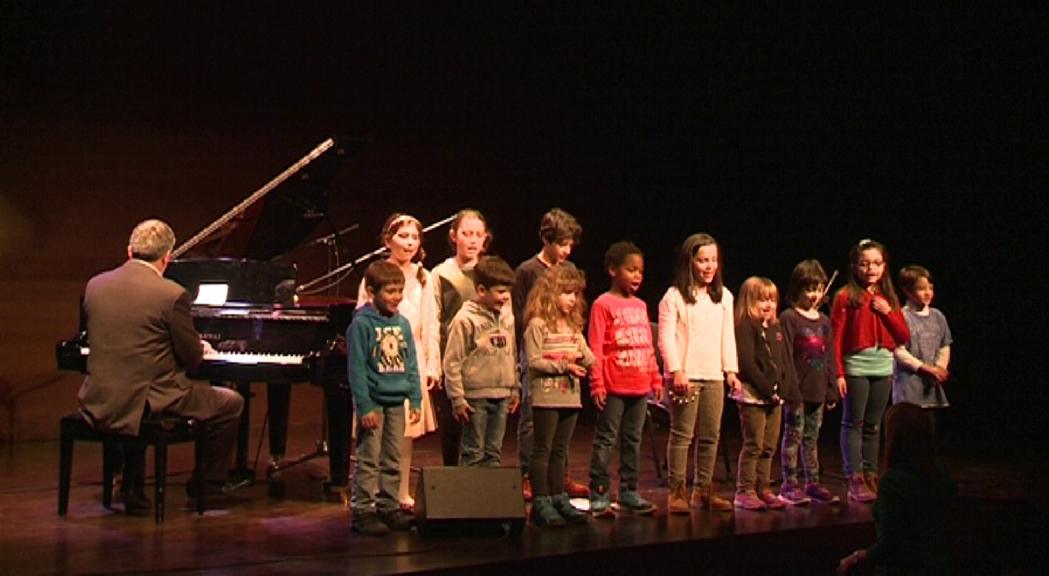 L'Escola de Música de les Valls del Nord organitza una jornada de portes obertes per potenciar les classes als més petits