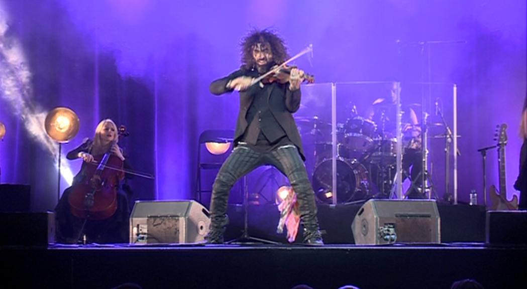 Esgotades en una hora i mitja les entrades per al concert d'Ara Malikian a Ordino