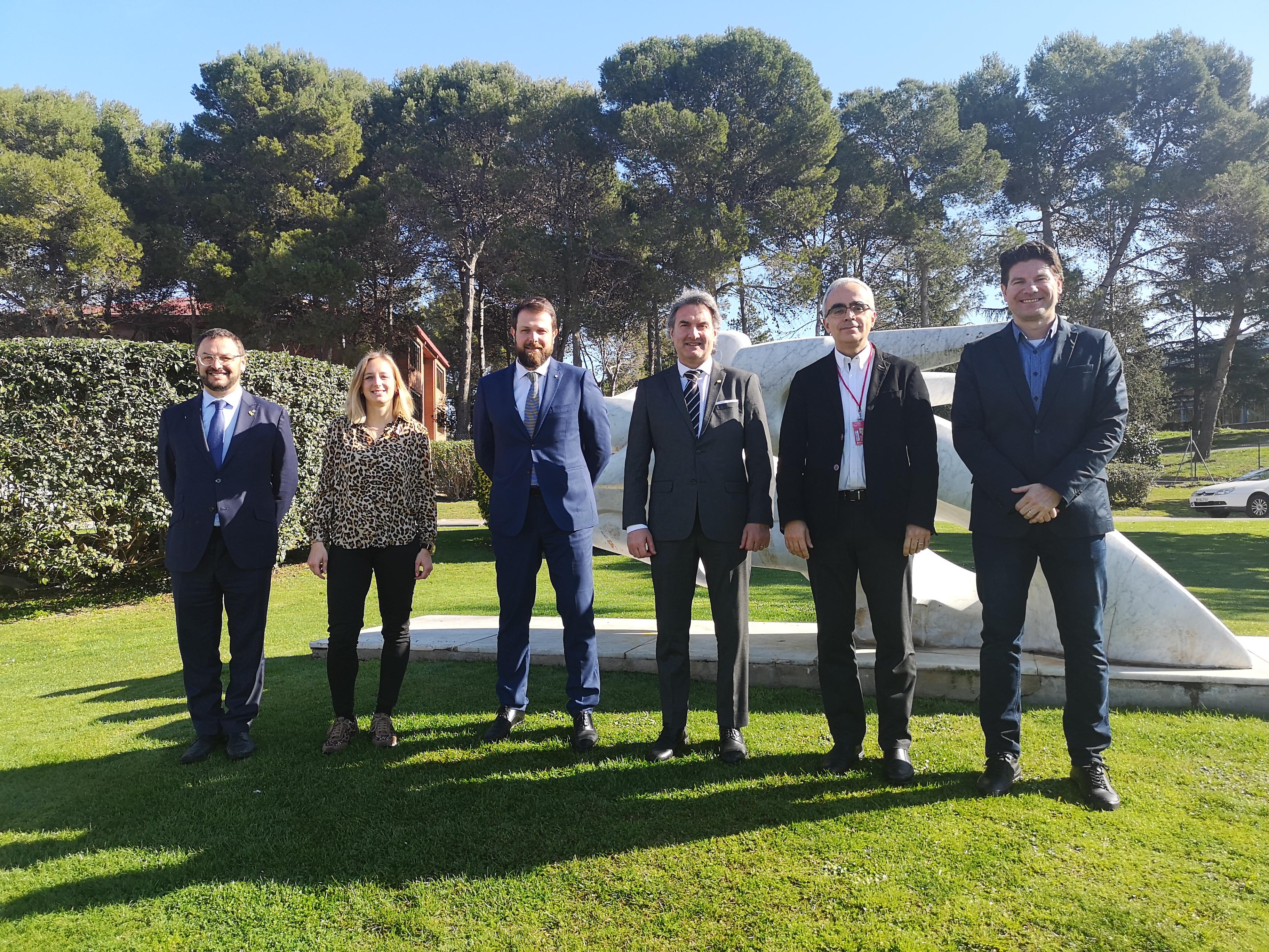 Esports signarà un conveni de col·laboració amb Catalunya per compartir instal·lacions
