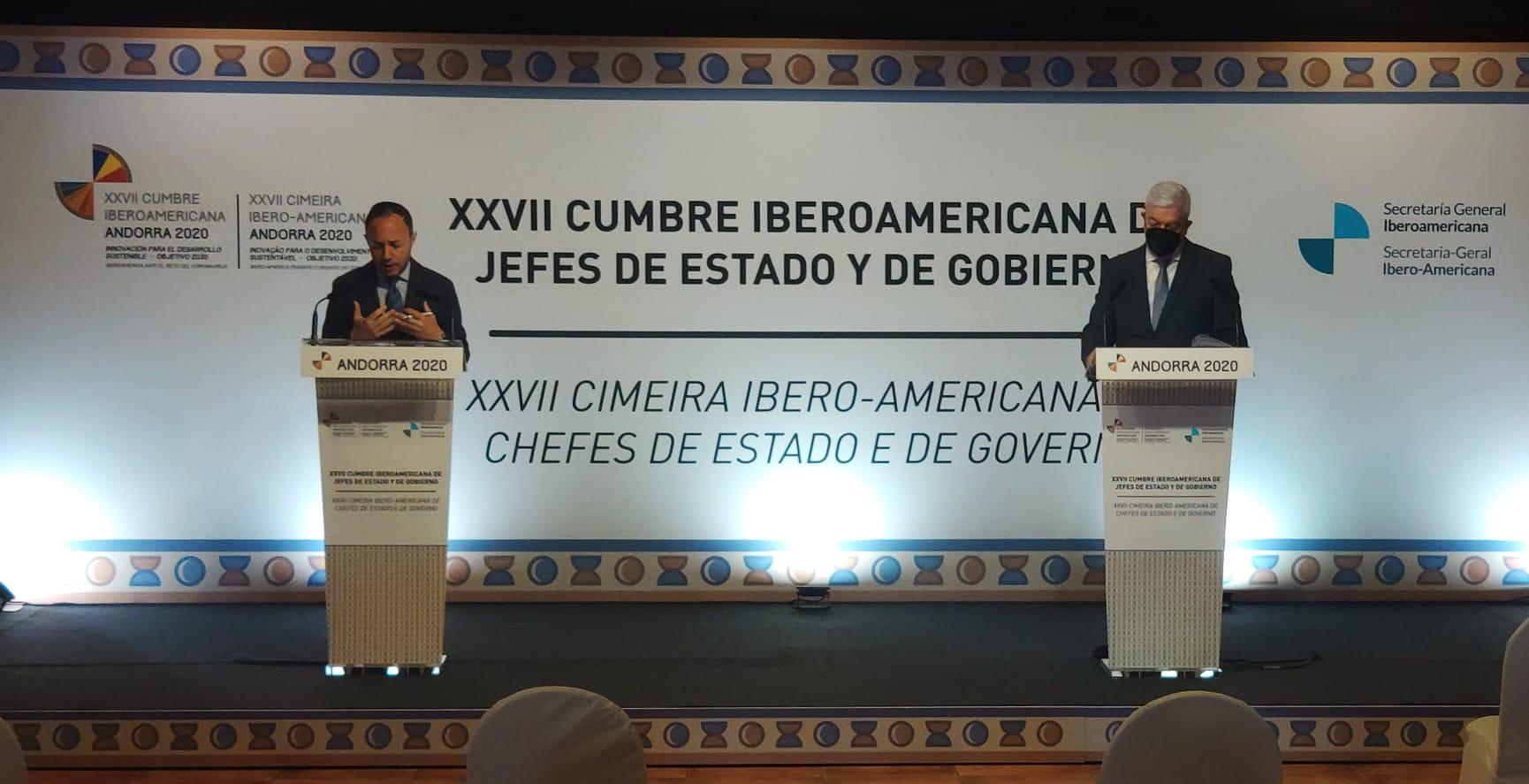 Espot afirma que la Cimera Iberoamericana és l'esdeveniment internacional més important que ha organitzat mai Andorra