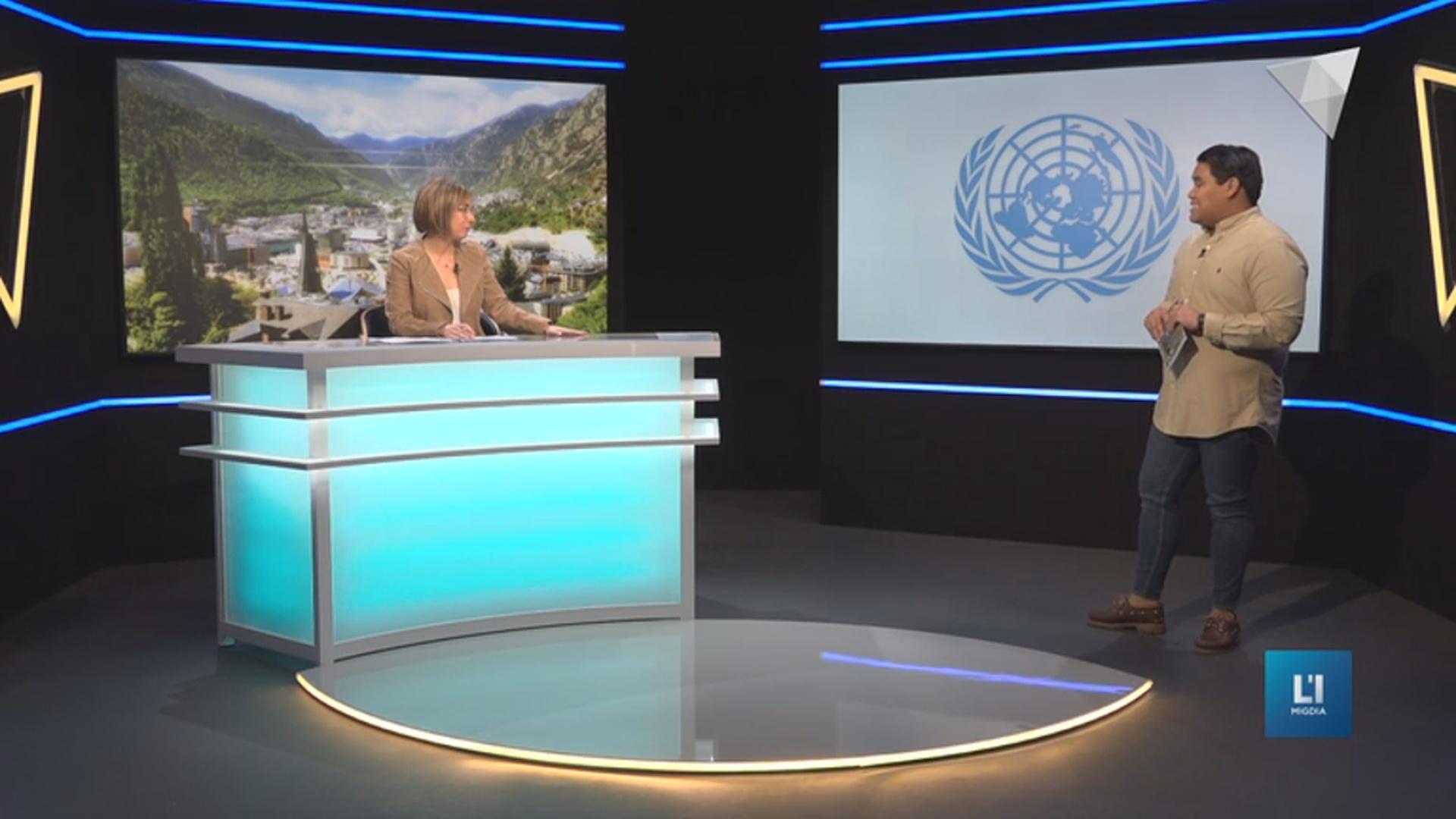 Espot centrarà el discurs a les Nacions Unides en els reptes postpandèmia i l'emergència climàtica